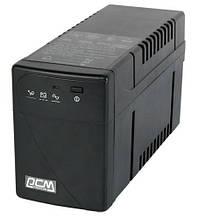 ИБП PowerCom BNT-800AP Schuko Black 480W