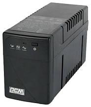ИБП PowerCom BNT-800A Schuko Black 480W
