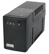 ИБП PowerCom BNT-600A Schuko Black 360W