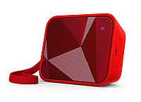 Колонка портативная 1.0 Philips BT110R/00 Red