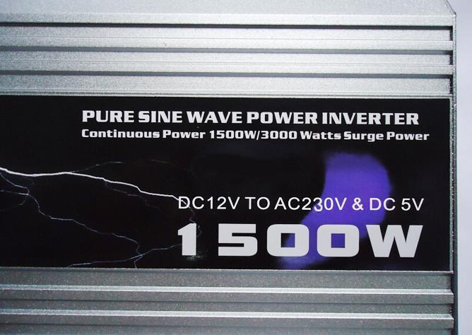 Преобразователь AC/DC 1500W SAA UKC