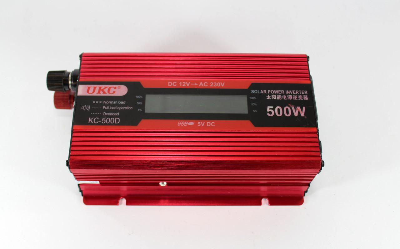 Преобразователь AC/DC KC-500D 500W + lcd
