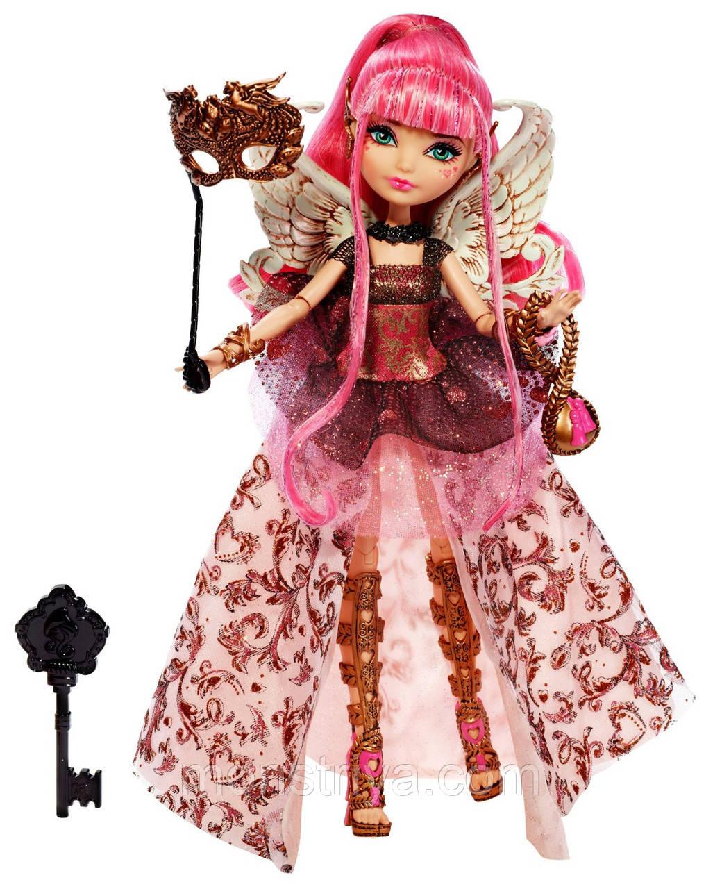 Кукла Ever After High Х.А.Купидон (C.A. Cupid) Бал Коронации Школа Долго и Счастливо