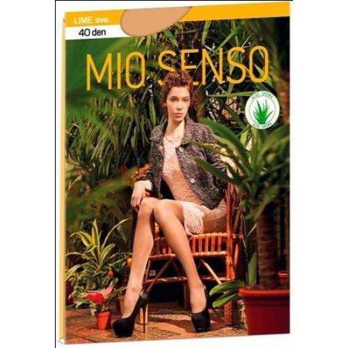 Колготки капроновые Mio Senso LIME 40 den