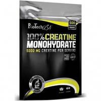 Креатин BioTech USA 100% creatine monohydrate 500 г