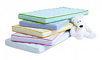 Матрас детский в кроватку Twins Luxe Гречка 120x60 Colors