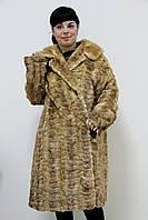 Норковая шуба (лобики)