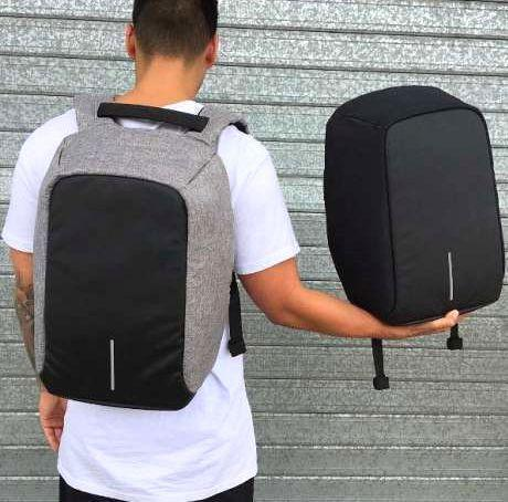 Рюкзак-антивор Bobby - надежная защита от карманников, разные цвета