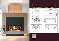 Топка M-Design Luna1150 V Gold+