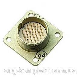 Разъем  МР1-30-1В, МР1-30-2В