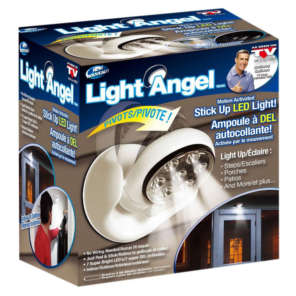 Беспроводной светодиодный светильник с датчиком движения Light Angel z02