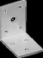 Пластина угловая равнополочная 40х40х40х2.0