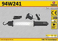 Лампа переносная светодиодная 27LED,  TOPEX  94W241