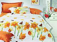 Постельное бельё двухспальное Нарцис