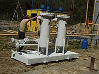 Блок осушки газа