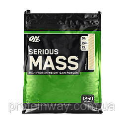 Optimum Nutrition Гейнер Serious Mass 5450g