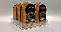 Gold Care Prestige Губка для обуви с Дозатором силикона 6мл. ЧЁРНАЯ