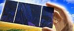 Смартфон с экраном Kyocera работает по принципу солнечной батареи