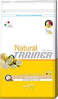 Trainer Natural Super Premium Adult Light Mini, для взрослых собак мелких пород с избыточным весом, 7,5 кг.