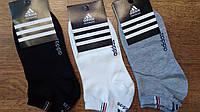"Женские короткие носки в стиле""Adidas"",турецкий оригинал, фото 1"