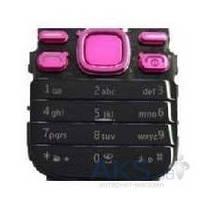 Клавиатура (кнопки) Nokia 2690 Pink