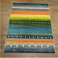 Ковёр цветные линии 1.20х1.70 м., фото 1