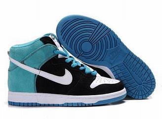 Кроссовки женские Nike Dunk High 01W