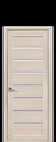 Дверь межкомнатная Новый стиль Леона (Дуб жемчужный)