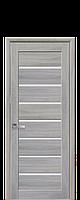 Дверь межкомнатная Новый стиль Леона (Ясень патина)