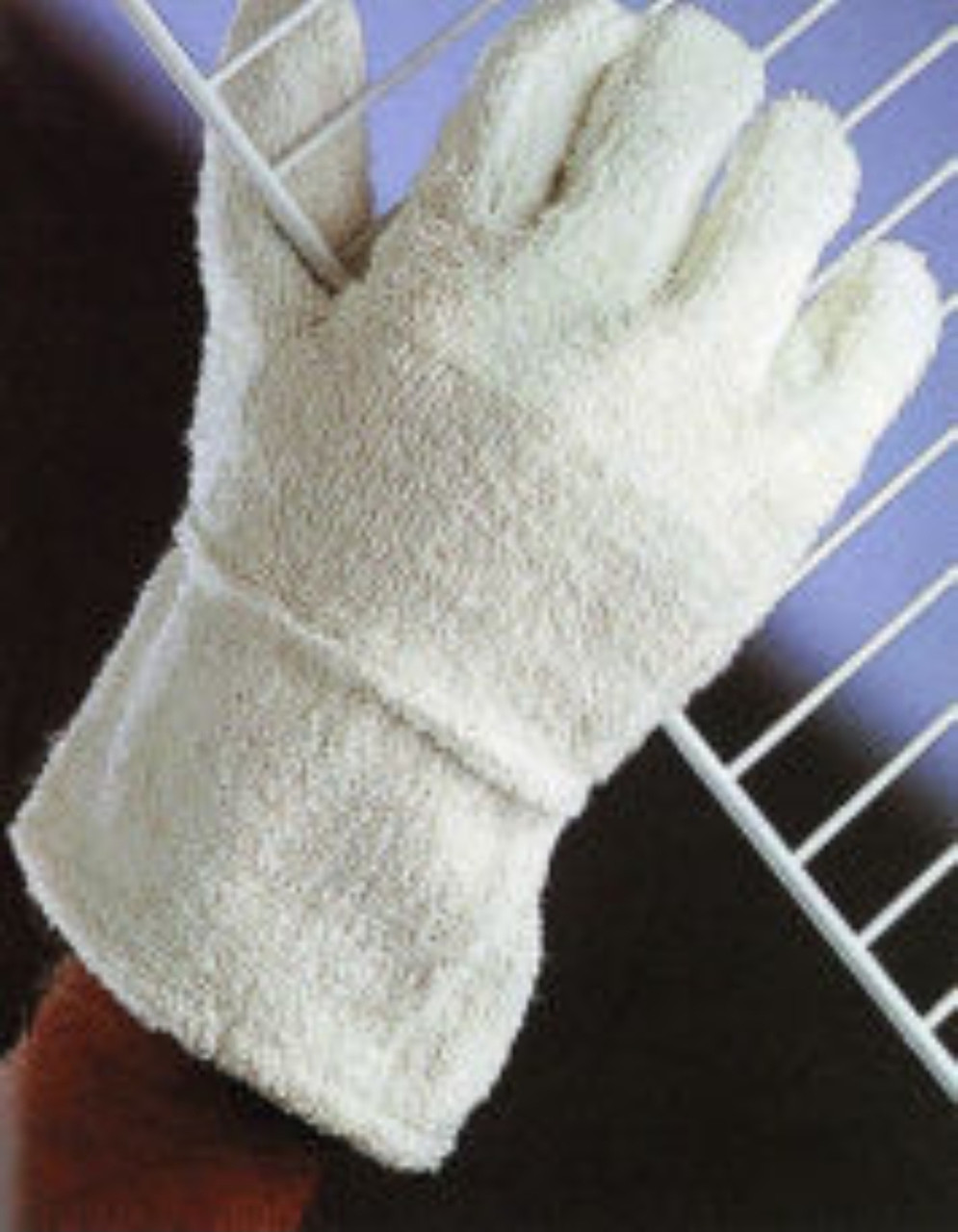Перчатка буклированная, жаростойкая ТЕРМО для пекарни