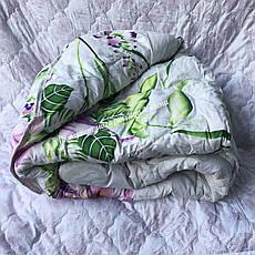 Одеяло из овечьей шерсти полуторное, фото 3