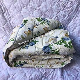 Одеяло из овечьей шерсти полуторное