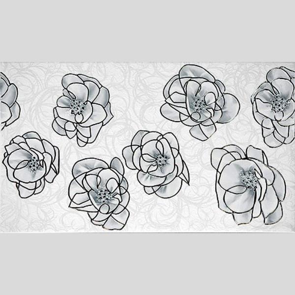 BRINA Декор серый/ Д 23 071