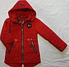 Детская демисезонное куртка оптом 4-8 лет