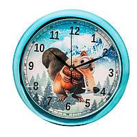 Часы настенные детские Белка d24