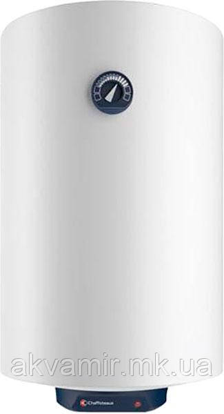 Бойлер CHAFFOTEAUX (Шафуто) 80 л мокрый тэн (белый) наружный регулятор