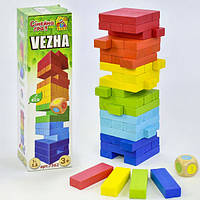 Настольная игра Вега Башня Fun Game 7362