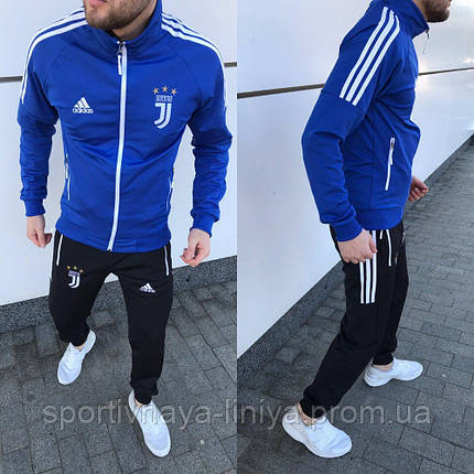 Мужской футбольный  костюм Juventus от фирмы  Adidas Топовая реплика, фото 2