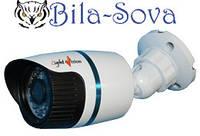 Видеокамера цветная VLC-670W-N всепогодная, 700 ТВЛ, ИК до 25м, f=3.6мм, OSD меню, Light Vision