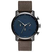 Часы мужские MVMT CHRONO MATTE BLUE CEDAR 45MM