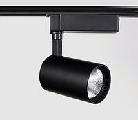 Трековый поворотный светильник 30Вт 6500K LM564-30 черный, фото 1