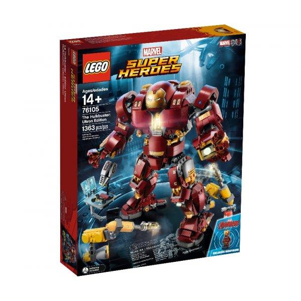 Lego Super Heroes Халкбастер Ера Альтрона 76105