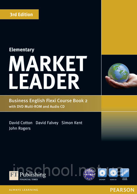 Market Leader Elementary Flexi Course Book 2 Pack ISBN : 9781292126098
