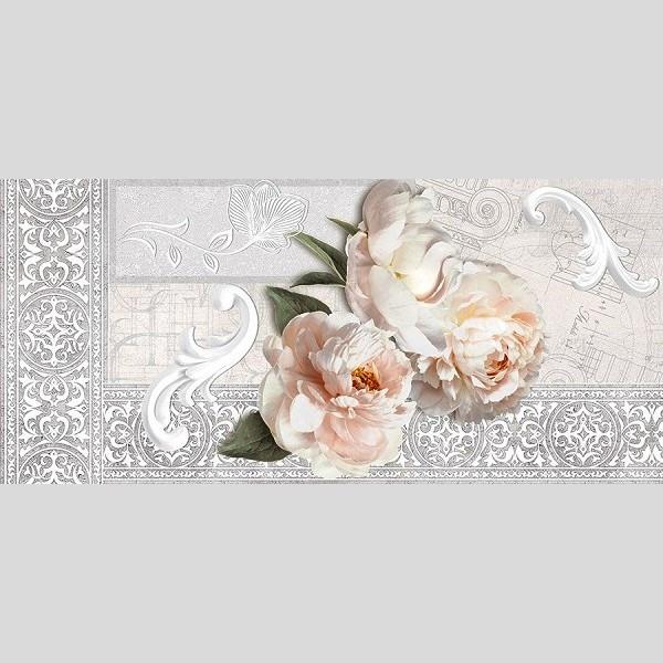 RENE декор серый / Д 153 071-2