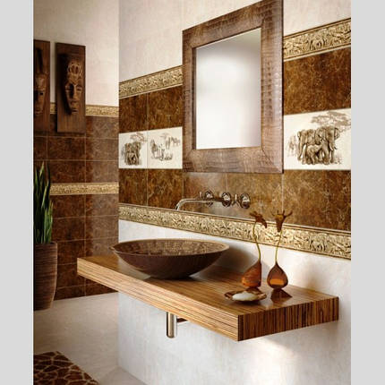 SAFARI Декор-панно  коричневый/П 73 031, фото 2