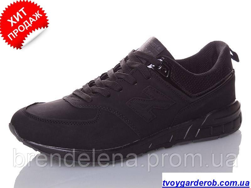 Классические мужские кроссовки р 44 (код 8669-00)