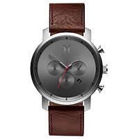Часы мужские MVMT CHRONO GUNMETAL CHESTNUT