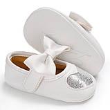 Туфли-пинетки для девочки 12см., фото 3