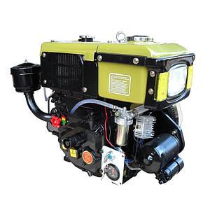 Дизельный двигатель водяного охлаждения Кентавр ДД180ВЭ (8 л.с.)