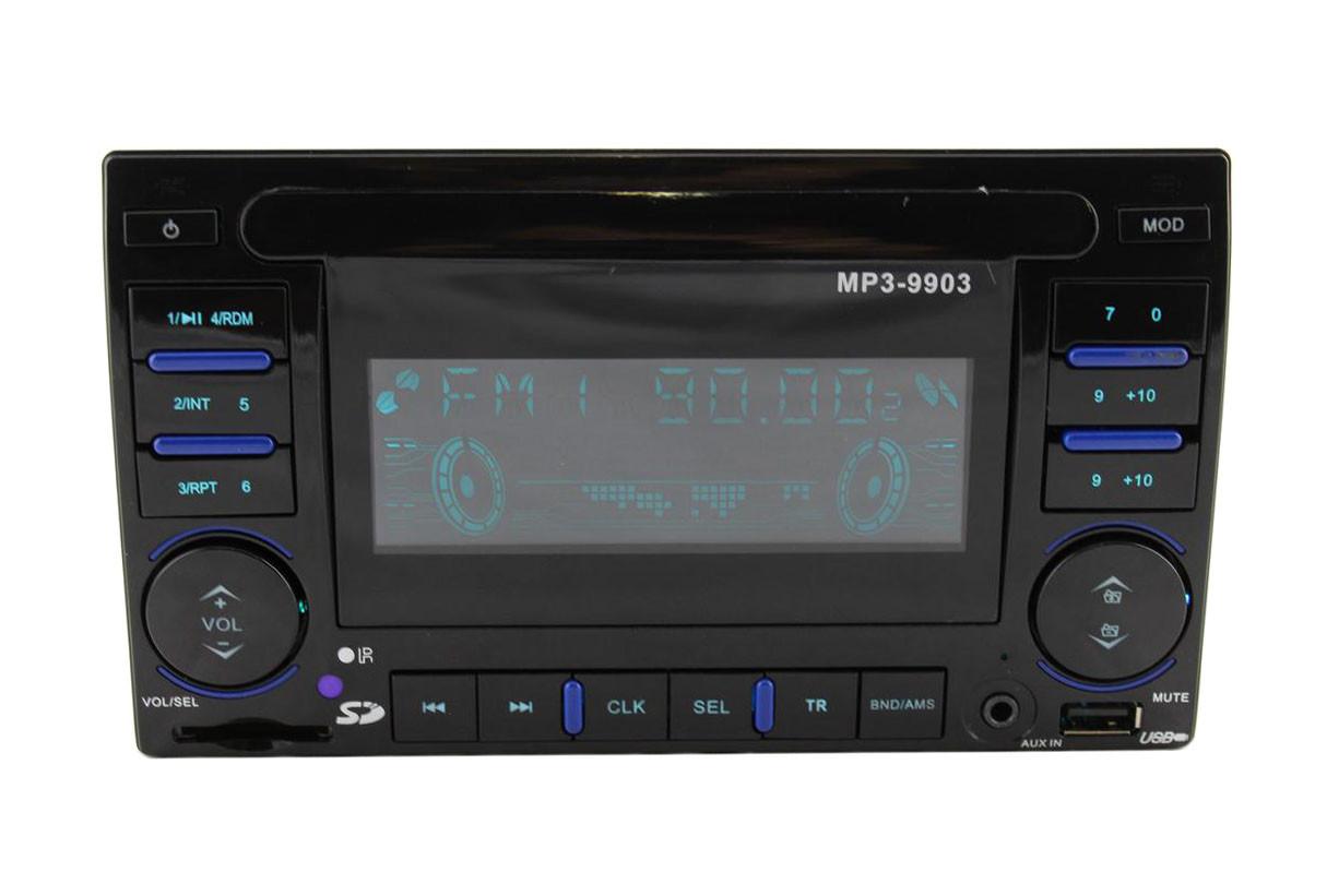 Автомагнитола 2DIN MP3 9903 VF
